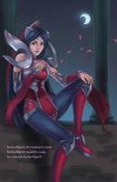 Irelia by HolyElfGirl