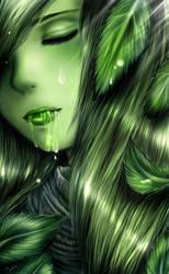 Green Tea by IndI-Art