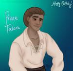 BDay - Amidable Prince by CinnaMonroe