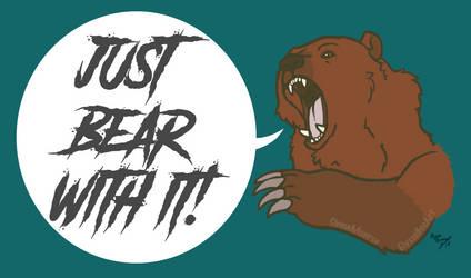 Grizzly Advice by CinnaMonroe