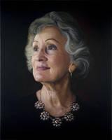 Portrait of Grace by jmstudios