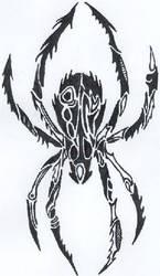 strange spider by dragonmage