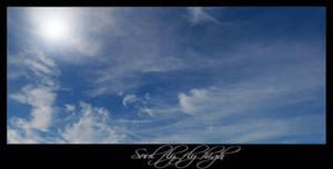 :: Soul fly, fly high :: by synergia