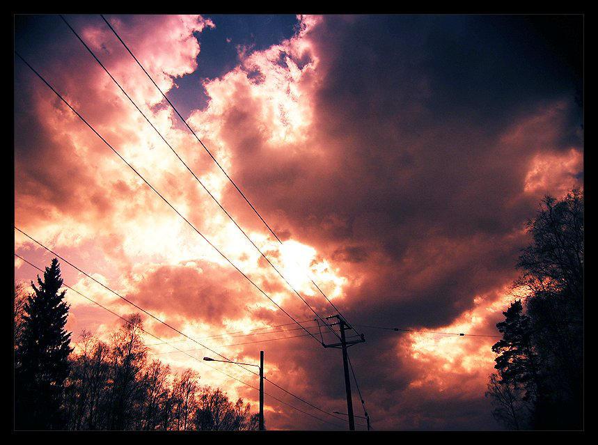 :: Sky :: by synergia
