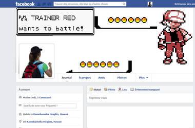Pokemon Facebook Cover by Isakara