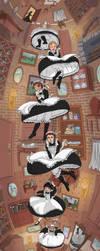 Paramaids by Jennardacci by Albertarias