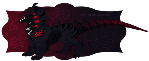 Demon Dragon Auction: CLOSED by Vholkrum