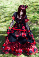 Queen of Hearts by Malindachan
