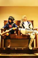 Two Kings by Malindachan