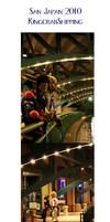 San Japan: Kingcrab collection by Malindachan