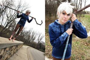 Rise of the Guardians: Jack Frost by Malindachan