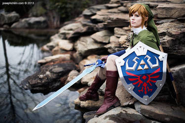 Katsucon 2013: Skyward Sword Link by Malindachan
