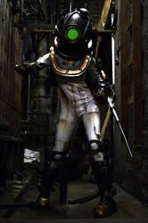 BioShock 2: Big Sister Eleanor by Malindachan