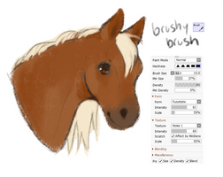 [resources] Sai2 Brush by himehorse