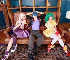 macross frontier grp_4 by kaname-lovers