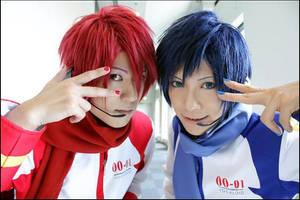 akaito and kaito_2 by kaname-lovers
