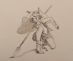 Mononoke by l-m1