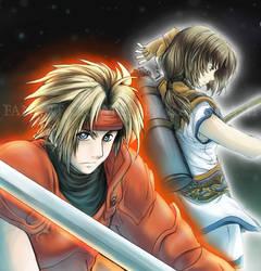 Legend of Dragoon Part 1 by Kawaii-Ash