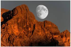 Mountain cradle by JamesRushforth
