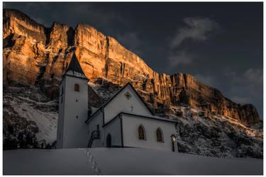 Santa Croce and the Fanis by JamesRushforth