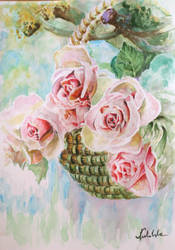 Roses by danuta50