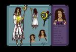 Final Fantasy Purus App - Cahyan by Snowy-Dragoness