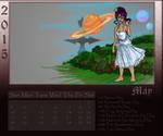 Org Calendar May by Snowy-Dragoness