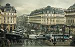 Caotica Paris by marinaferreira