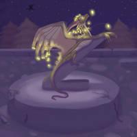 Flight Rising Lightweaver by zkaty