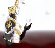 [Warframe] Harrow by noxvoux