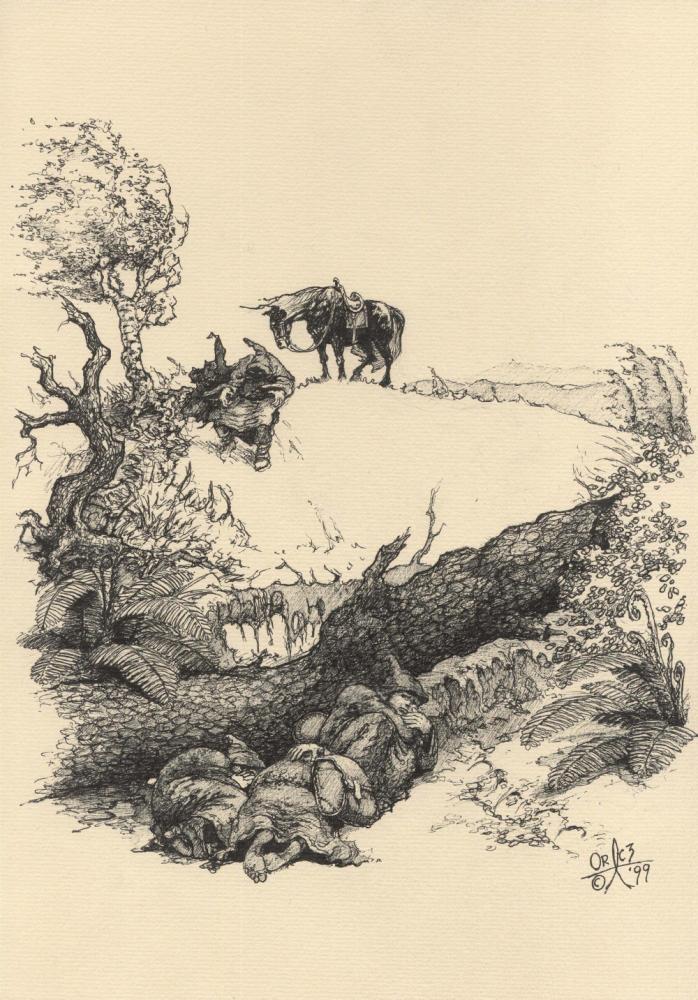 Tolkien 1 by kormak