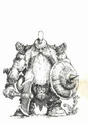 Dwarf by kormak
