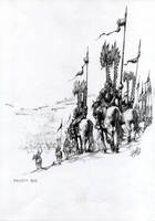 The Battle of Kircholm by kormak