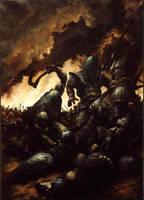 Battle 1 by kormak