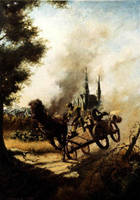 The battle of Warsaw by kormak