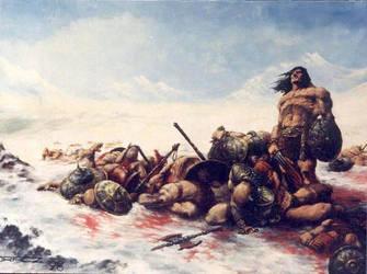after battle... by kormak