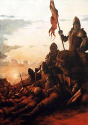 After battle... 2 by kormak