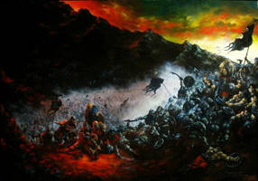 Battle of 5 Army's by kormak