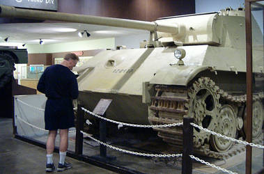 German Panther 2 - Oblique by RBL-M1A2Tanker