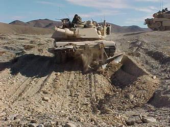 Alpha 23 - M1A2 Mineplow 2 by RBL-M1A2Tanker