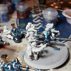 Ice Worlders Progress by RBL-M1A2Tanker