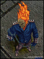 Ghost Rider-CE-for Art Jam by RBL-M1A2Tanker