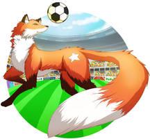 Fox Giftu by Jax-em