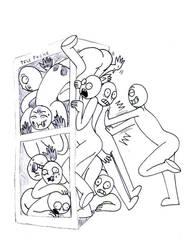 Draw The Squad 6 by JohanaBlackMoon
