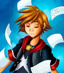 Sora dream drop distance by KanzenCM