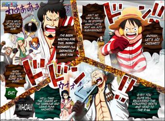 One Piece Manga 678 P. 12 by DEIVISCC