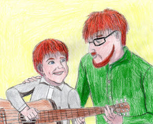 Music with Daddy by GodRules311