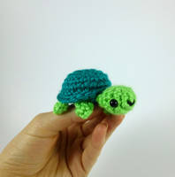 Baby Turtle by syppahscutecreations