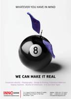 INNOvation Magazine Ad 4 by hany4go10