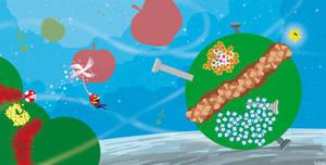 Super Mario Galaxy by OmaruIndustries